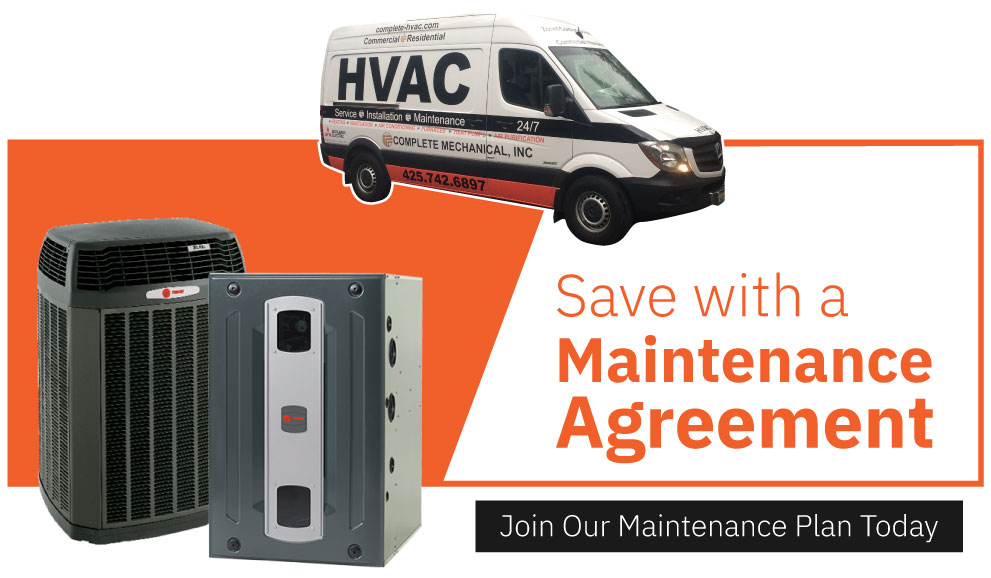 Complete Mechanical Hvac Heating Air Conditioning Air